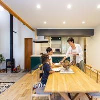 施工事例キッチン